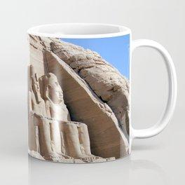 Abu Simbel Temples Aswan Governorate Egypt Ultra HD Coffee Mug