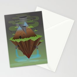 Save the Planet Stationery Cards