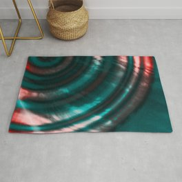 Abstract Sounds Rug