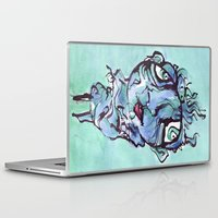 chill Laptop & iPad Skins featuring Chill by 5wingerone