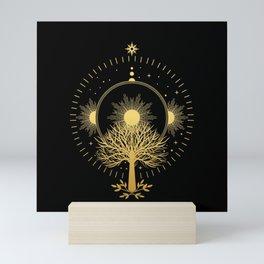 Sacred Tree Mini Art Print