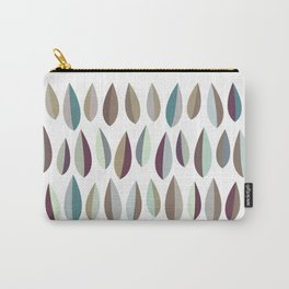 Little Leaves Pattern Collection 2 Carry-All Pouch