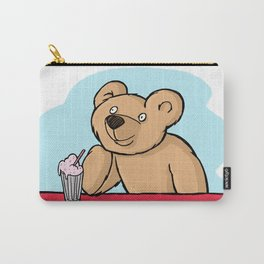 Is That More Food? Milkshakes Are For Dreamers. Carry-All Pouch