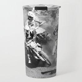 Dusty Race Travel Mug
