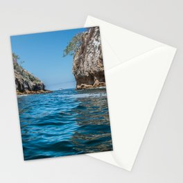 Beyond the sea Stationery Cards