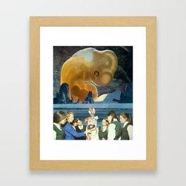 The Essence Framed Art Print