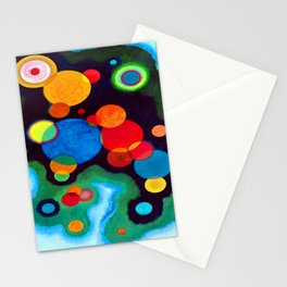 Wassily Kandinsky Deepened Impulse Stationery Cards