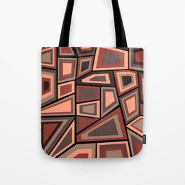 Midcentury Tango Tote Bag