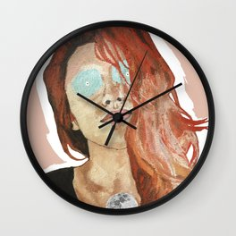 Divinidad Wall Clock