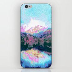 abstract landscape 1 iPhone & iPod Skin