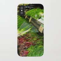 vegetables iPhone & iPod Cases featuring Fresh Vegetables by Chris' Landscape Images & Designs
