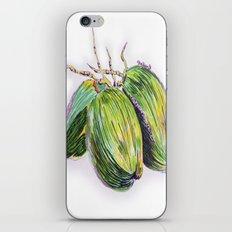 Island life coconut iPhone & iPod Skin