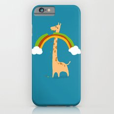 Taste of Happiness Rainbow iPhone 6 Slim Case