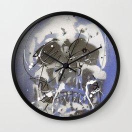 Skull #2 Wall Clock