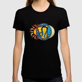 astrology,Leo T-shirt