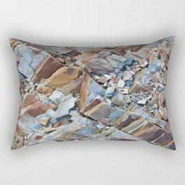Natural Rock Pattern Rectangular Pillow