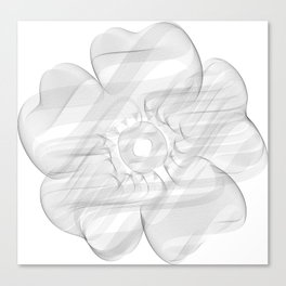 Infinite Bloon Canvas Print