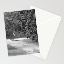 down the driveway Stationery Cards