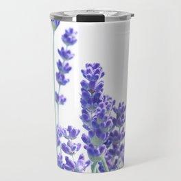 Fresh Lavender #1 #decor #art #society6 Travel Mug