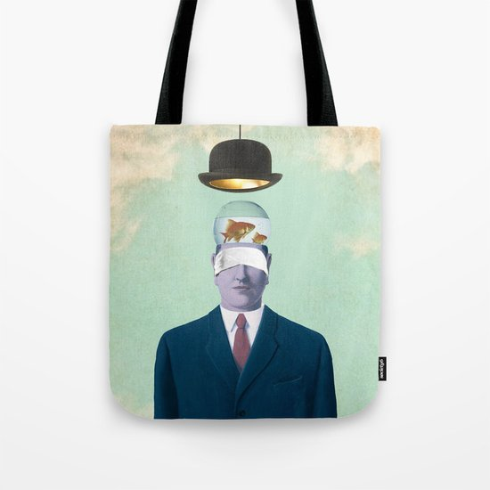 Under the Bowler Tote Bag