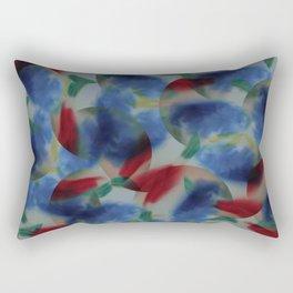 Chambray Oslo Grey Rectangular Pillow