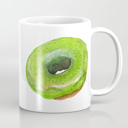 Matcha Glazed Donut Coffee Mug