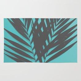 Palm Leaves #1 #Mint #decor #art #society6 Rug