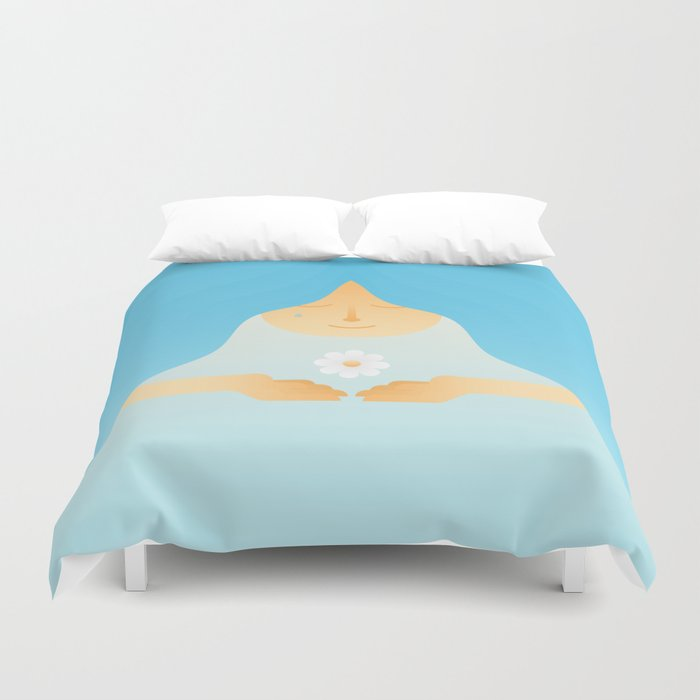 We Need Some Love Duvet Cover