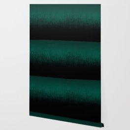 Emerald Ombré Wallpaper