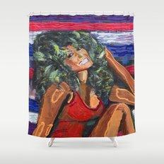 Farrah Shower Curtain