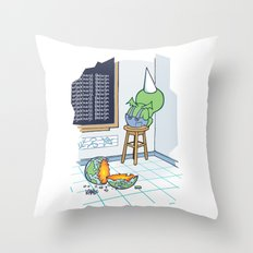Shallow Ones 2 Throw Pillow
