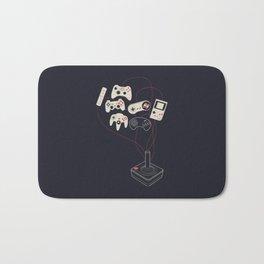 Videogame Bath Mat