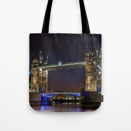 Tower Bridge (London, England) Tote Bag