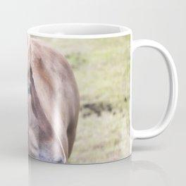 Pretty Icelandic Pony Coffee Mug