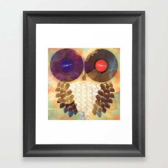24-7 Framed Art Print