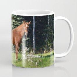 Miss Sadie - A horse, of course Coffee Mug