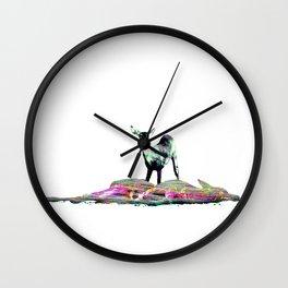 Arrest Wall Clock
