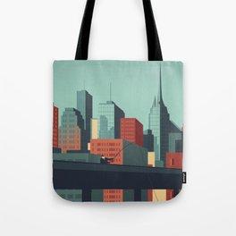 Urban Wildlife - Swordfish Tote Bag