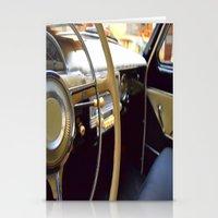 car Stationery Cards featuring Car  by Kristina Haritonova