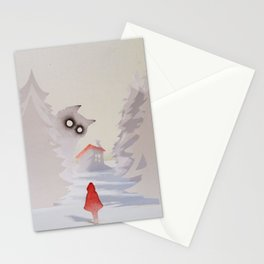 Chaperon Rouge Stationery Cards