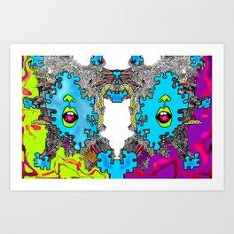 pice  Art Print