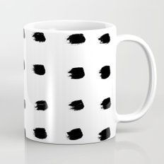 Jacques Pattern - Pure White Mug