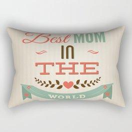 Mothers' Day Rectangular Pillow