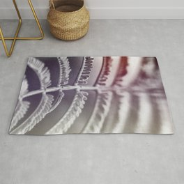 photo leafs 2 #photography #botanical Rug