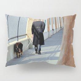 The Shadow Striper's Dog Walk Pillow Sham