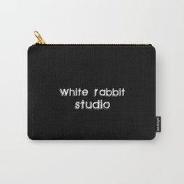 White Rabbit Studio - Logo #2 Carry-All Pouch
