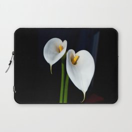 Calla Lilies Laptop Sleeve