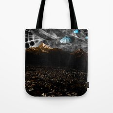 Invasion Tote Bag