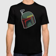 Fett Bucket Mens Fitted Tee Black MEDIUM