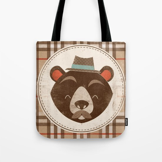 Uncommon Creatures - Bear Tote Bag